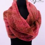 Alpaga infinity scarf