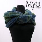 alpaca infiniti scarf by Myo textile