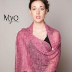 MYO-Textile | Lignes foulards en Soie et Lin